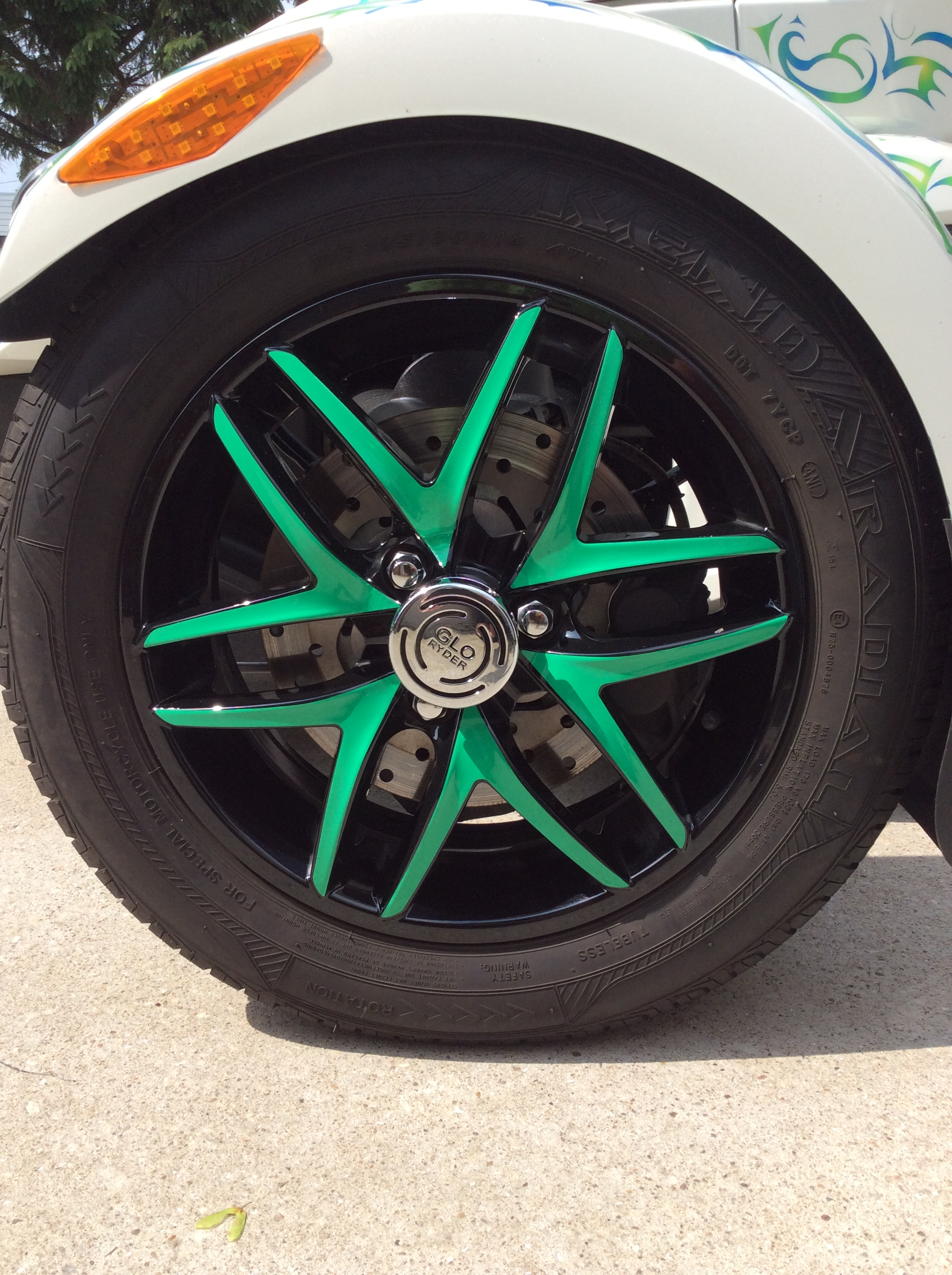 Wheel Accent Kits