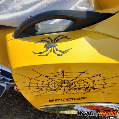 BRP Can am Spyder Bellerdine-web-with-small-spider