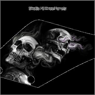Skulls F3 Knee Panels