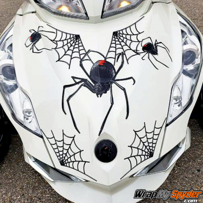 Black-Widow-Crawler Spyder decal kit