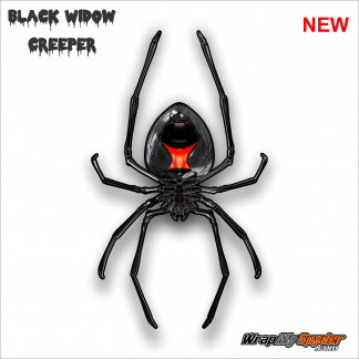 Black Widow Creeper Can am Spider decal kit