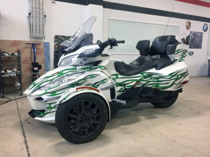 Tribal-Green-Spyder-graphics-kit