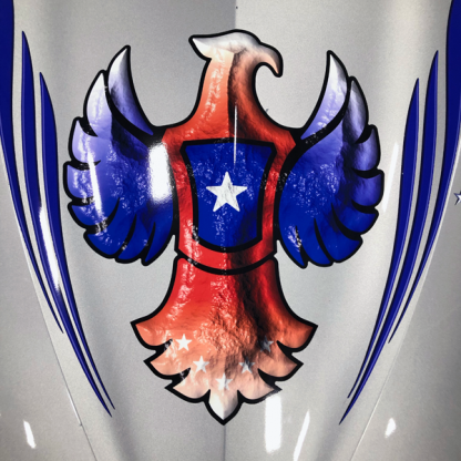 Eagle-One- Can am Spyder-graphics kit