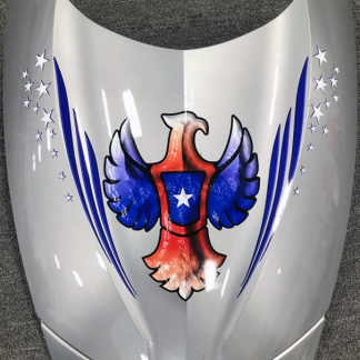 Eagle-One-BRP Can-am Spyder-graphics-kit