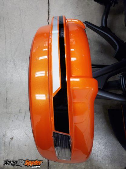 Fender Top stripe Reverse Break Stripe for 2019 Can-am Spyder
