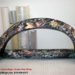 Mossy Oak Camo Fender Flair Kit