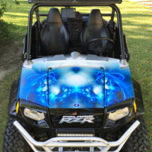 gray goose polaris rzr wrap pattern