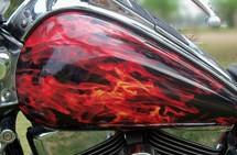 Flame Wraps