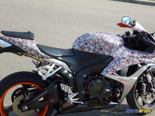 Paisley Skulls Camouflage Powersportswraps Com