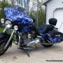 Blue-Bk Flame HD 1