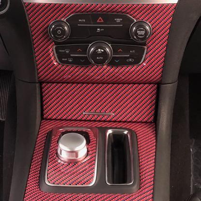 Red-Black-carbon-fiber