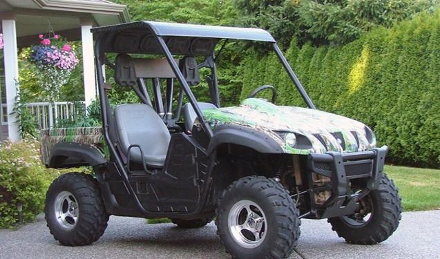 Mossy Oak Break Up Truck wrap
