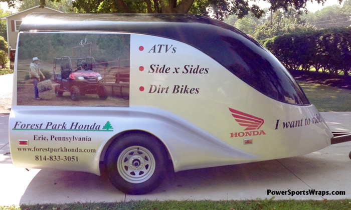 Vehicle Wraps Lettering Archives Powersportswraps Com