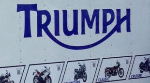 Triumph of Erie Trailer Graphics Wrap