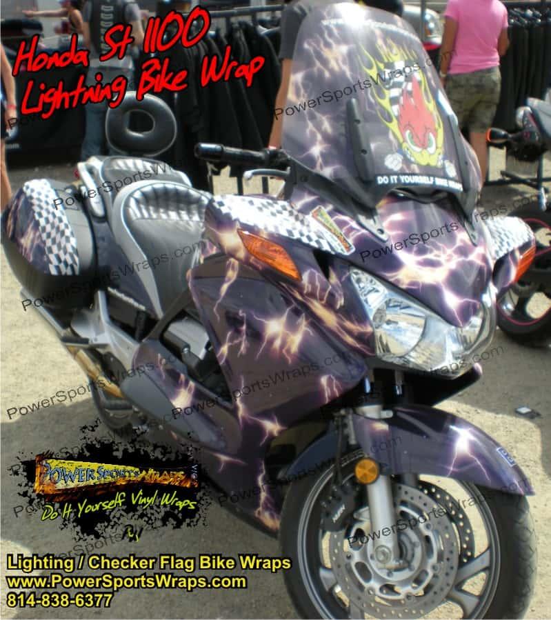 Honda Wraps Archives Powersportswrapscom - Vinyl bike wrapmotorcycle wraps archives powersportswrapscom