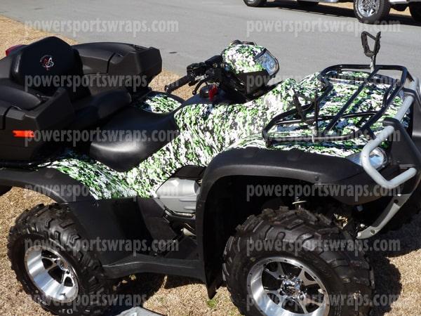 ATV wraps Archives | Powersportswraps com