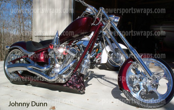 Chopper Wrap Vinyl Chopper Wraps Better Than Paint See Why Here - Vinyl skins for motorcycles