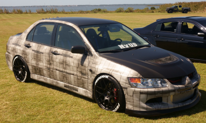 Dirty-Air-Craft-metal-matte-finish-car-wrap