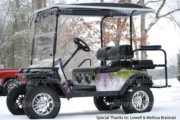 Golf cart wraps archives page 2 of 2 golfcargraphics city streets its better than paint solutioingenieria Choice Image