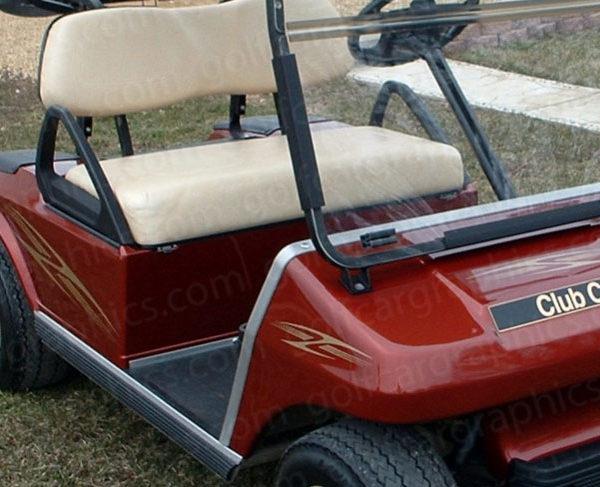 golf cart design aurora