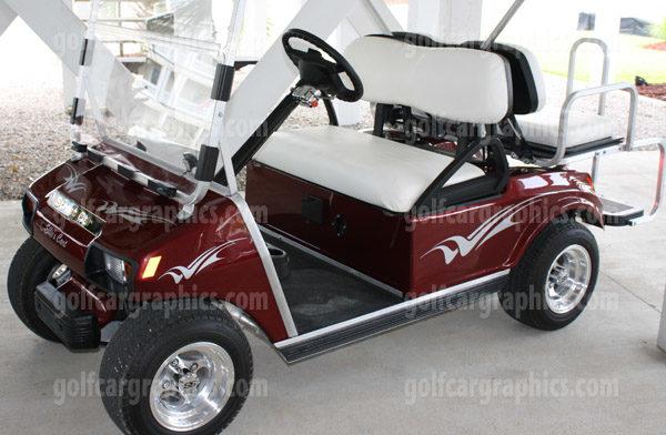 golf cart-design Raptor B5
