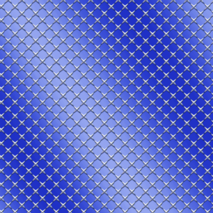 Diamond Wire Blue