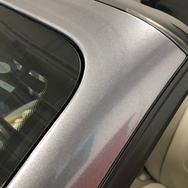 Gray Metallic Racite Gloss finish