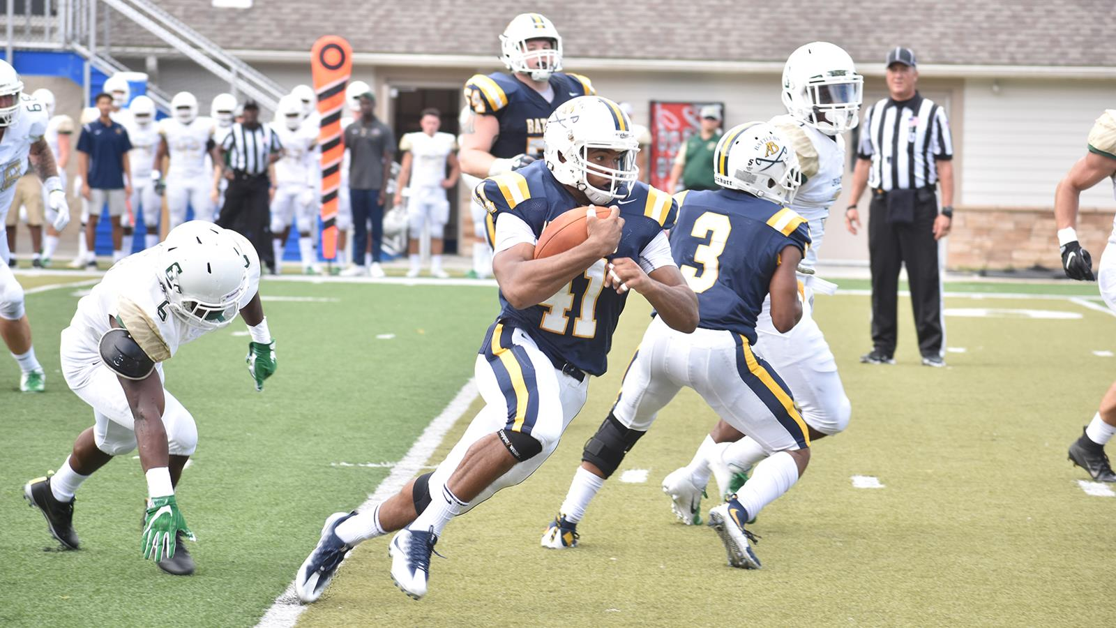 Ab Football Returns To G Mac Play With Trip To Ohio Dominican
