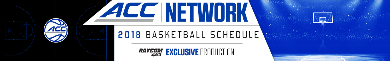 ACC Network Affiliates for Jan  27, 2018 at 4pm: Syracuse at