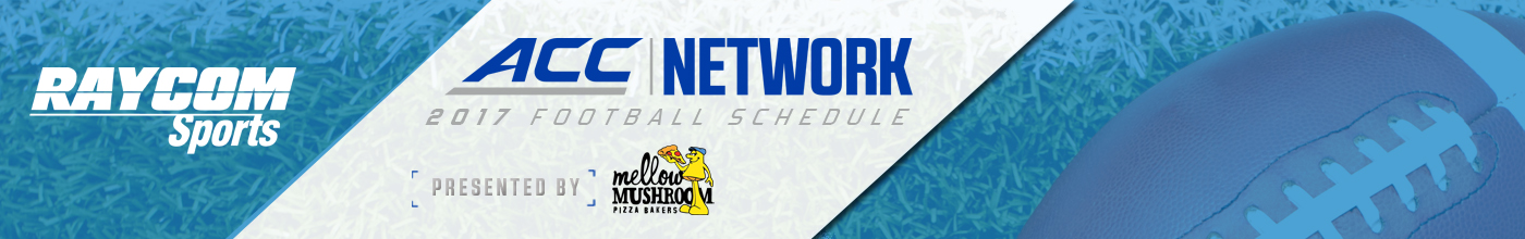 ACC Network Affiliates for September 2nd, 2017: Cal at North