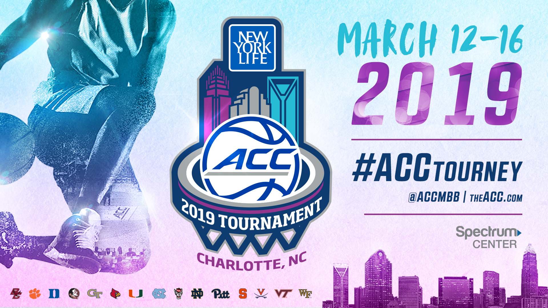 picture regarding Acc Printable Bracket named Bracket Preset for 2019 Clean York Lifestyle ACC Event - Atlantic