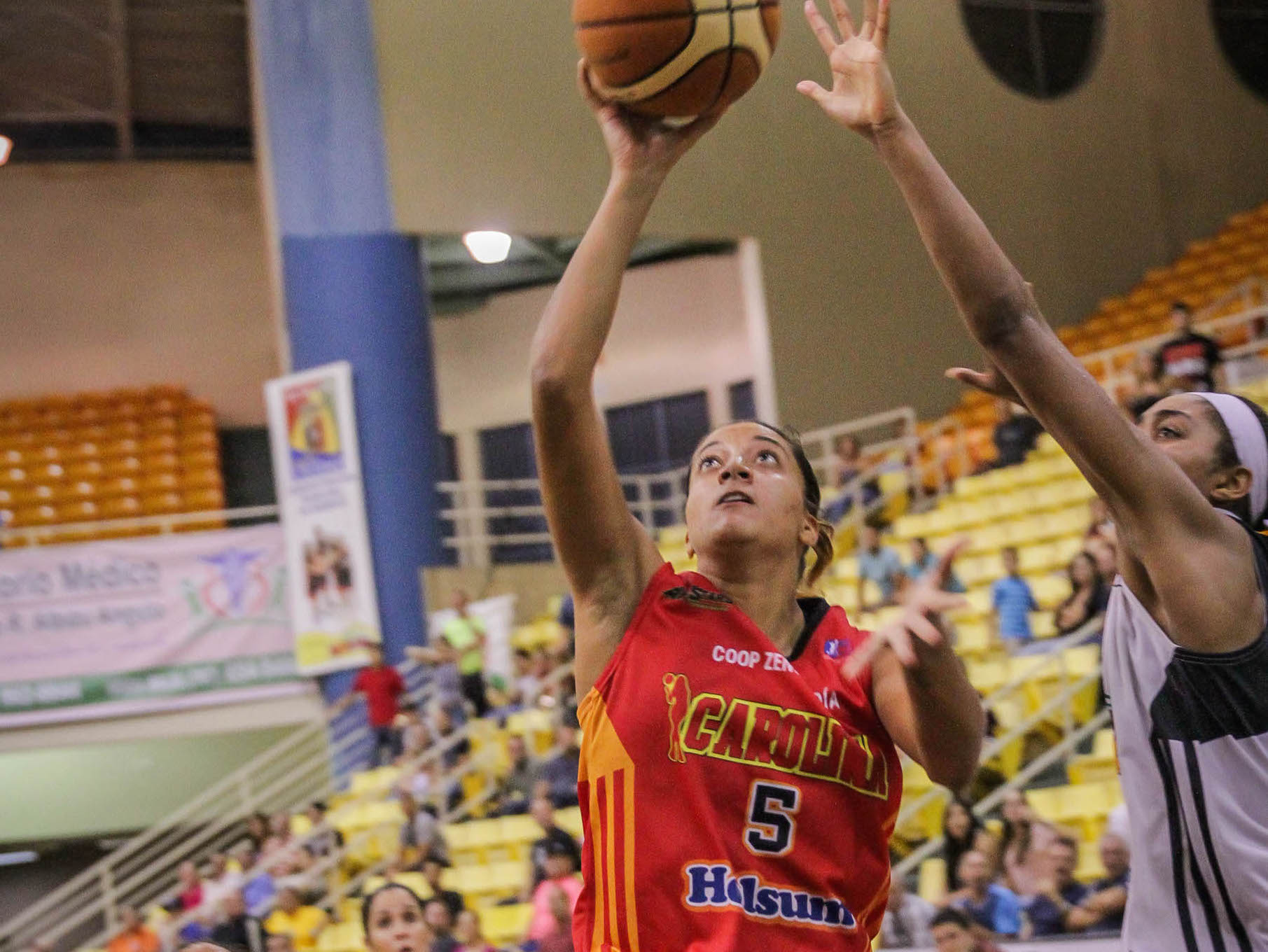 Ashley Gomez Makes Her Mark in Puerto Rican Professional Basketball ...