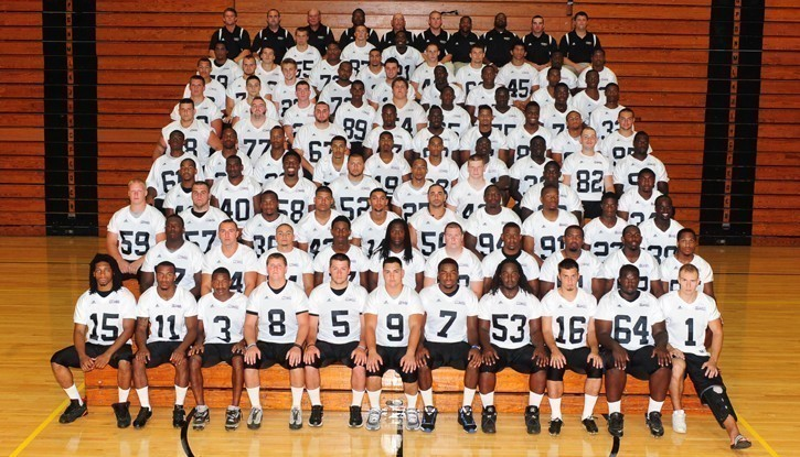 American International College Yellow Jackets 2009 Football Roster