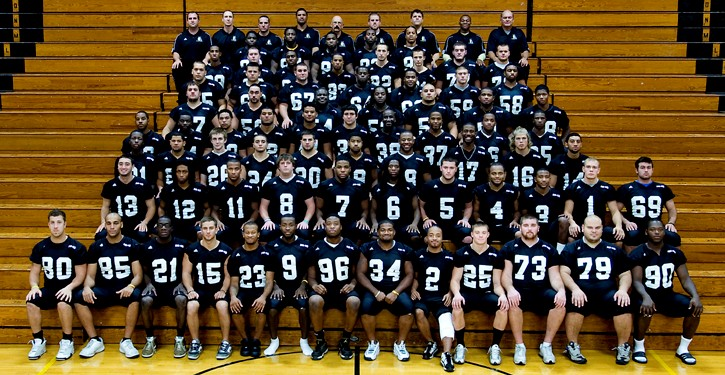 American International College Yellow Jackets 2008 Football Roster