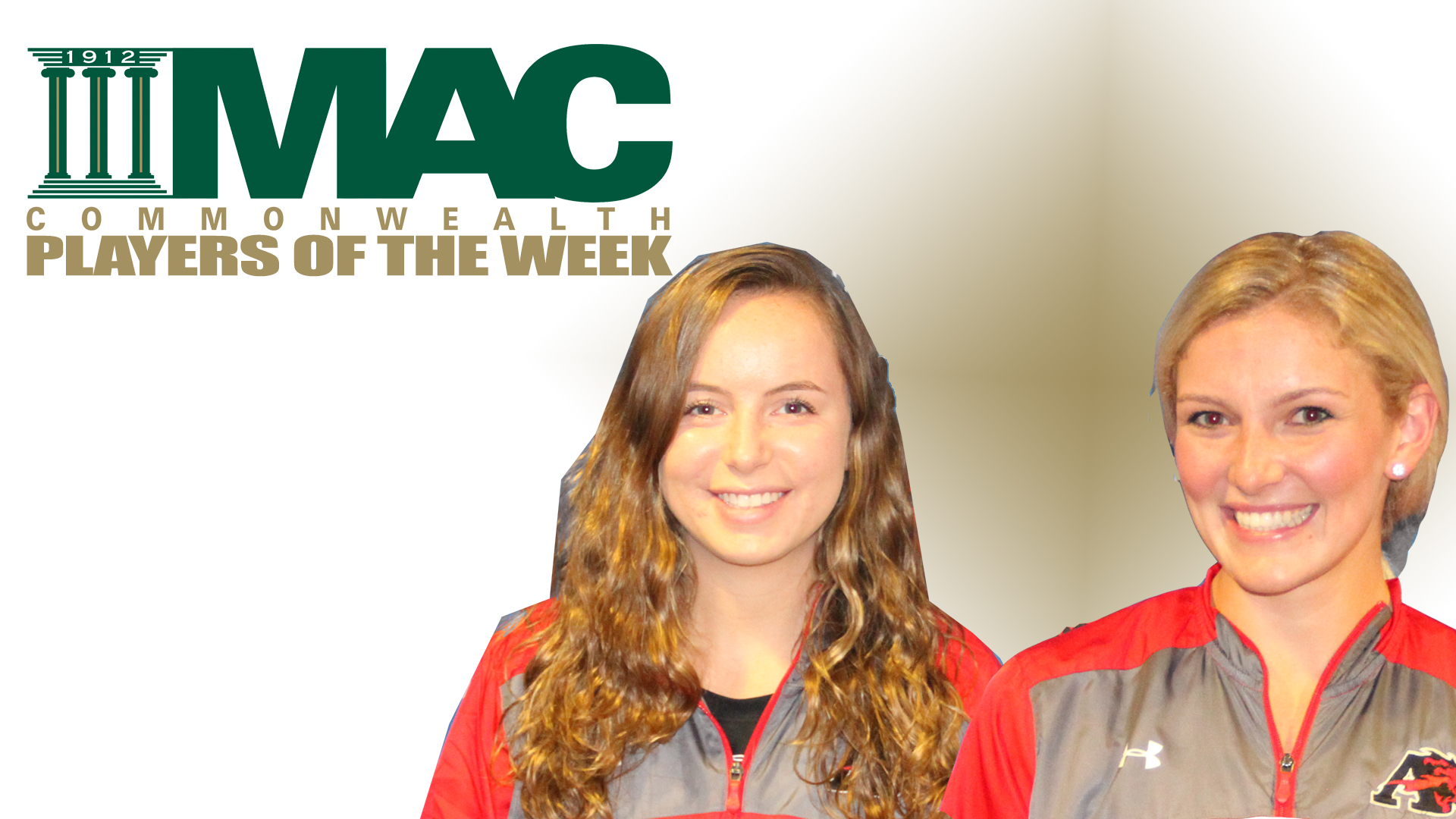 Bross Lapidus Earn Weekly Mac Honors Albright College