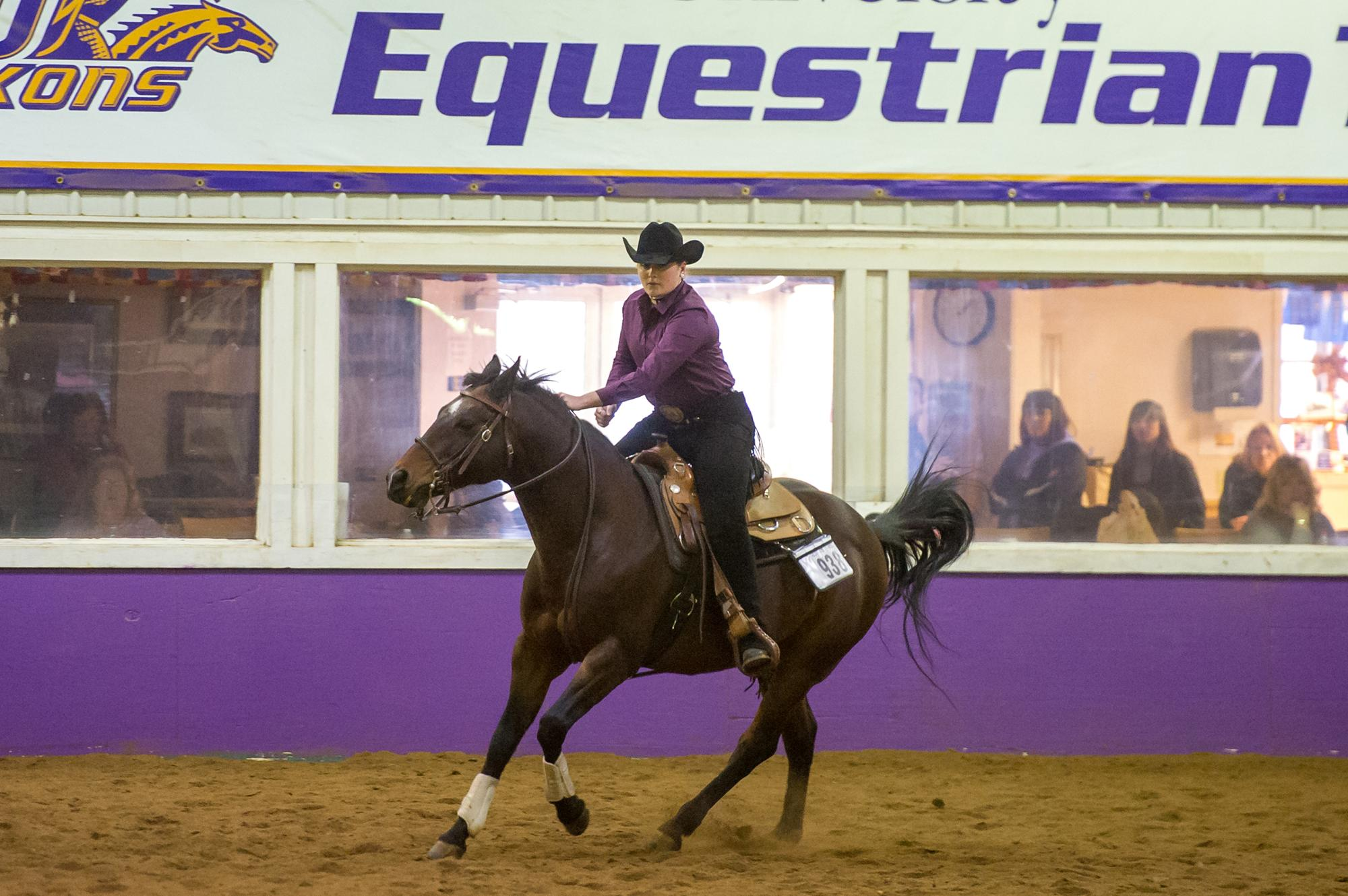 Western Equestrian Advances To National Championships