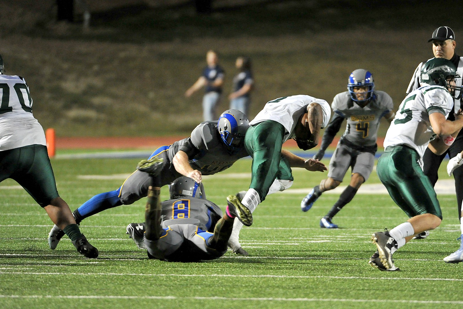 Rams Beat Eastern New Mexico 41 20 Angelo State University Athletics