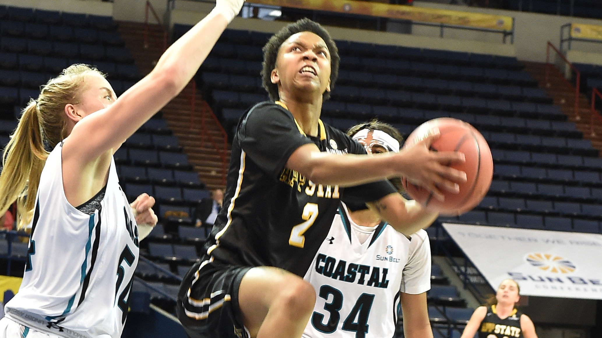 Women's Basketball Falls in Quarterfinals to LR | Appalachian State Mountaineers