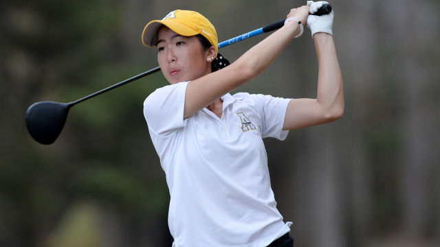 App State Women's Golf Mimosa Hills Intercollegiate Highlights