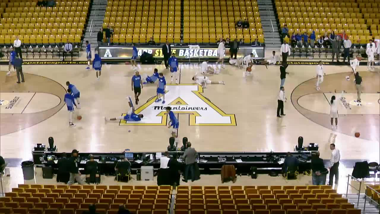 Men's Basketball vs. UT Arlington Video