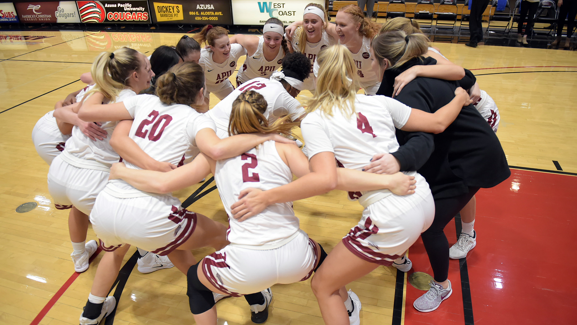 Women's Basketball Earns Third Regional Bid
