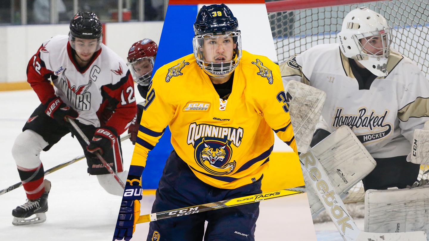 hockey adds gage mackie early, welcomes dephillips & taverner
