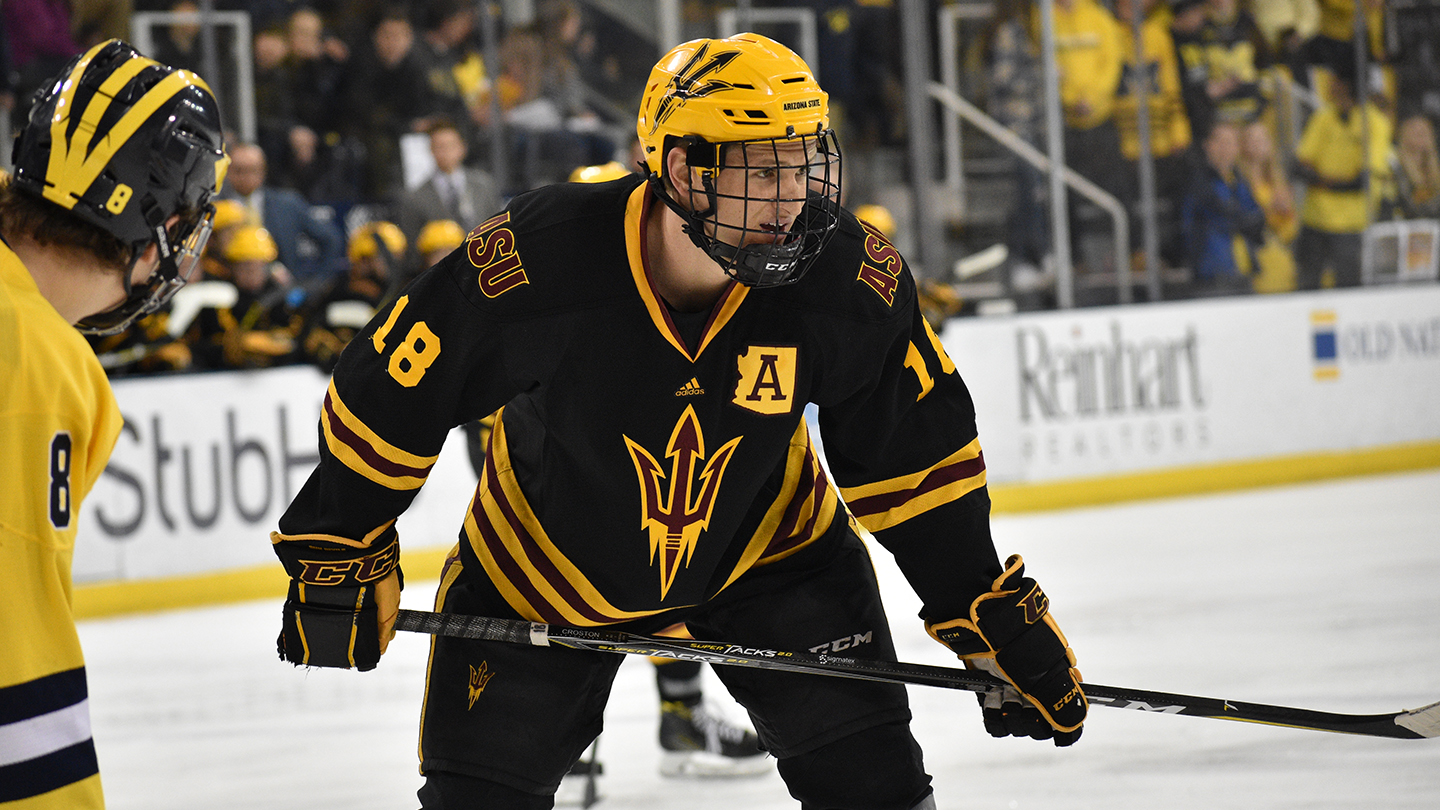 sun devil hockey announces 2018-19 road schedule - arizona state