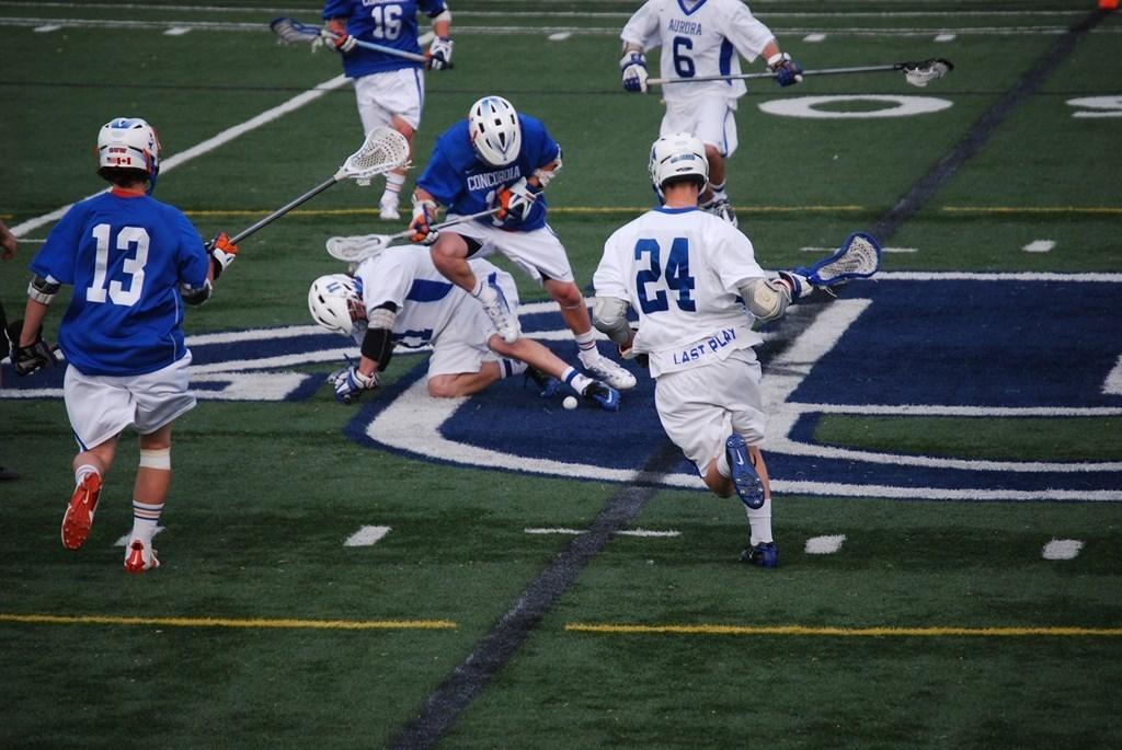 Billy Anderson - Men s Lacrosse - Aurora University Athletics cbd32727baed