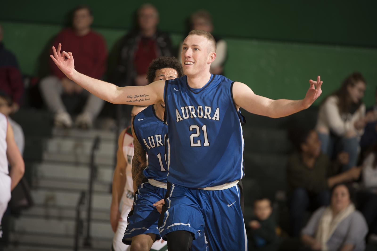 Pat Kramp Mens Basketball Aurora University Athletics