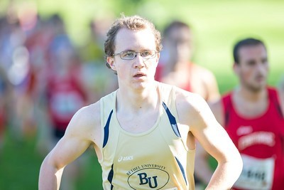Sam Nelson - Men's Cross Country - Bethel University Athletics