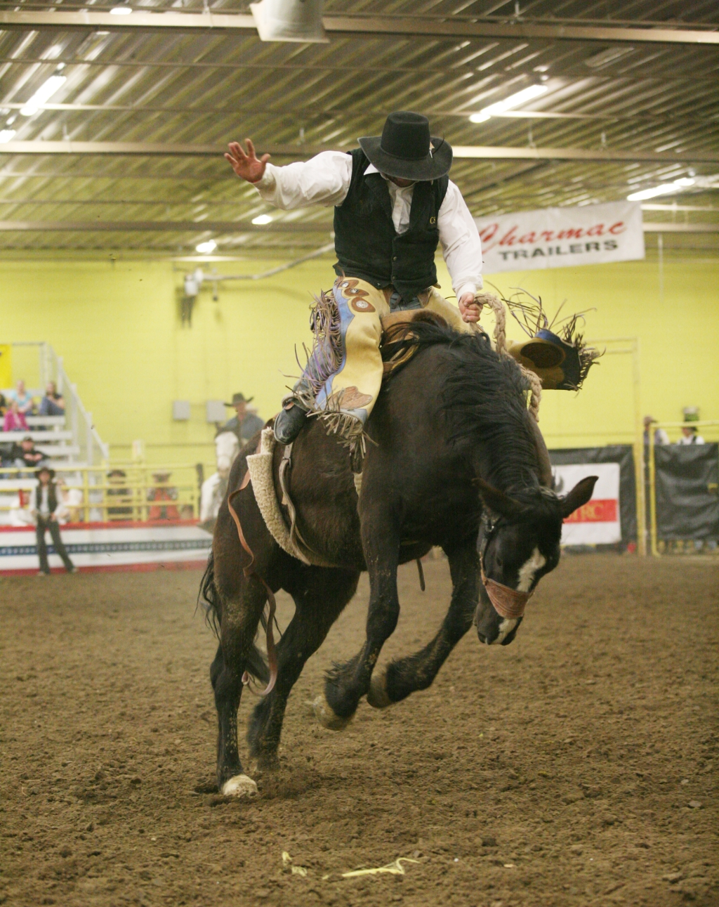 The Csi Men S And Women S Rodeo Teams Head To Cnfr