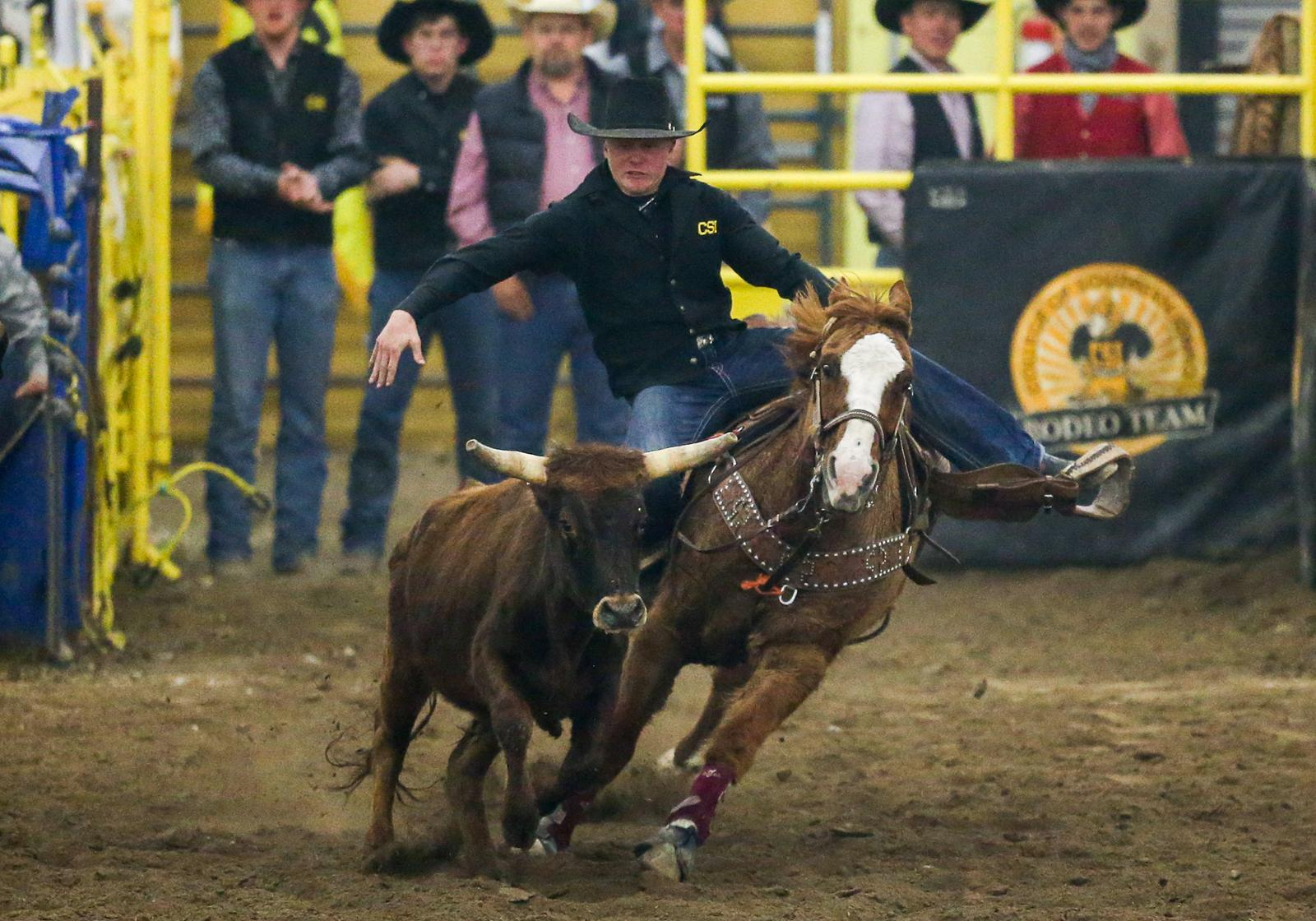 Csi Men S Rodeo Extends Region Lead With Win At Snow