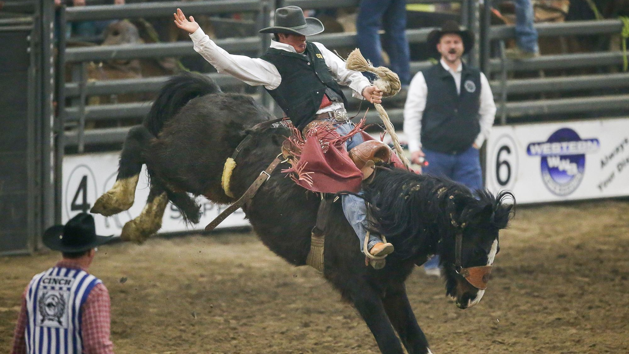 Shaun Mentaberry Men S Rodeo College Of Southern Idaho