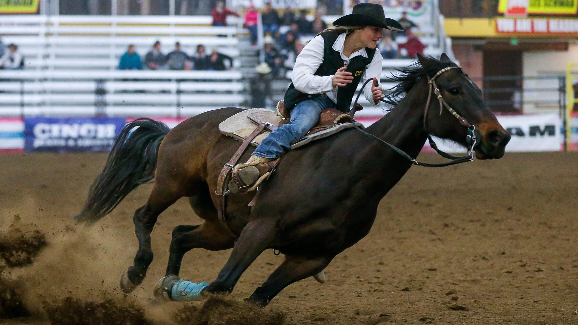 Ashtyn Carlson Women S Rodeo College Of Southern Idaho